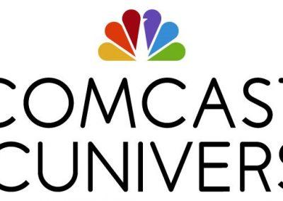 COMCAST NBC UNIVERSAL LOGO