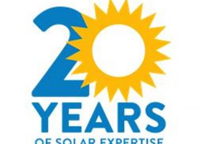 20 years of Solar expertise