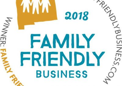 Family Friendly Business 2018